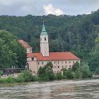 Schifffahrt nach Kloster Weltenburg
